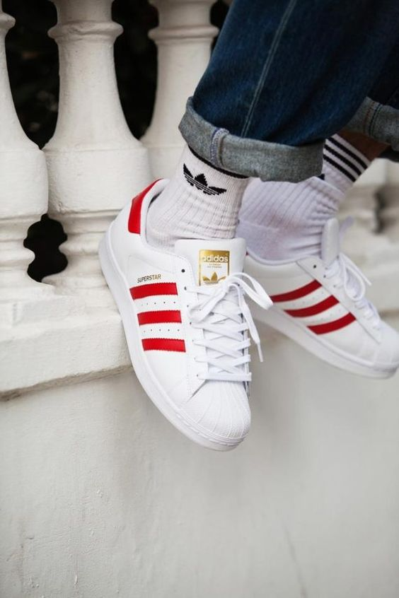 Adidas #sneakers #adidas #cartonmagazine