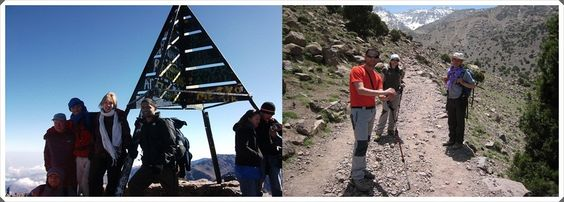 Guide: Driss Lachguer (costs?) Trekking tours Atlas