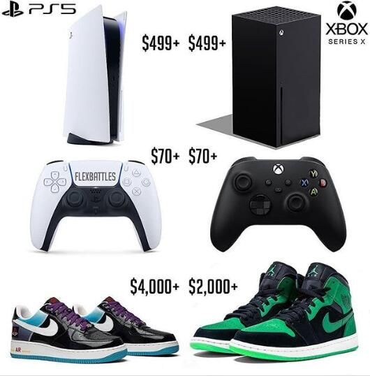 Ps5 Or Xbox Series X In 2020 Gucci Sneakers Sneaker Head Nike Air Max 97