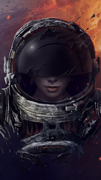 Sci Fi Astronaut Digital Art 4k 3840x2160 Wallpaper Astronaut Art Astronaut Wallpaper Sci Fi Wallpaper