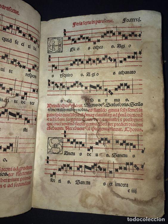 Manuscritos e impresos musicales en la Biblioteca de la Universidad de Barcelona