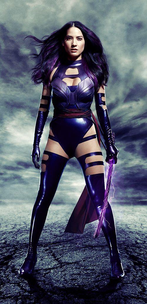 Psylocke From X Men Apocalypse By Ruan2br Psylocke Marvel Girls X Men Apocalypse