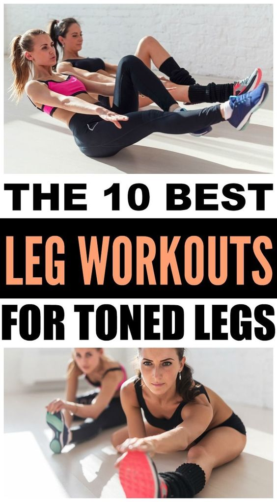 Looking for leg workouts for women you can done either at home or at the gym to…