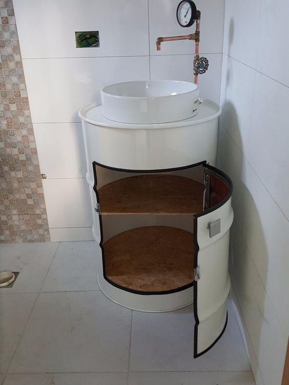 pia wc em tambor