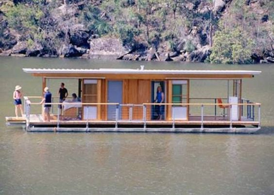 arkiboat tiny small houseboat living 002 has always been my dream
