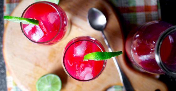 Op en top zomers: Margarita's met bloedsinaasappel   NSMBL.nl