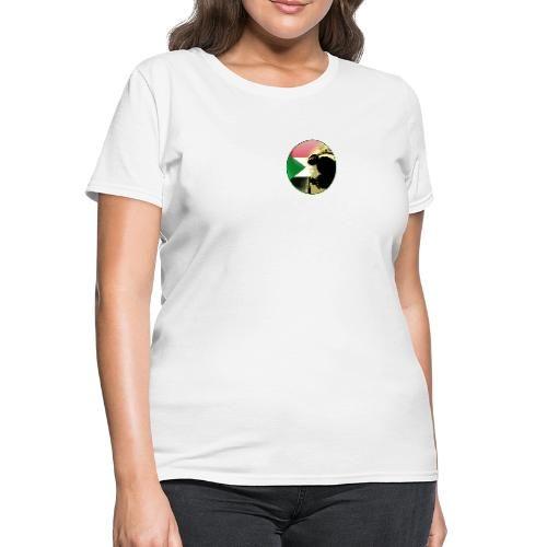 Sudanese Ninja Women S T Shirt T Shirts For Women Women T Shirt