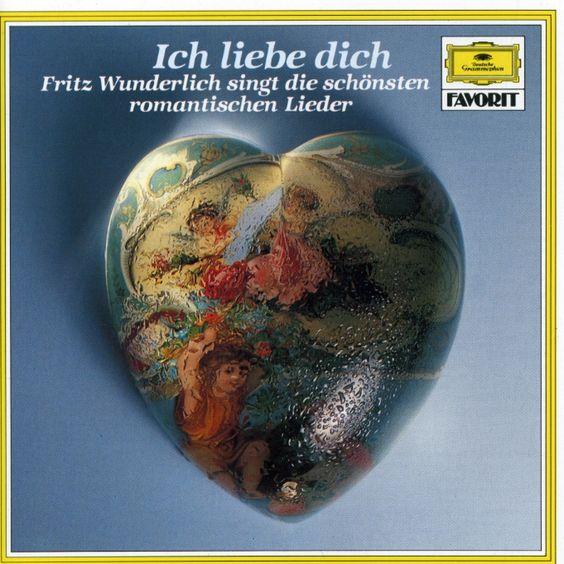 Schubert/Schumann/Beethoven - Ich Liebe Dich