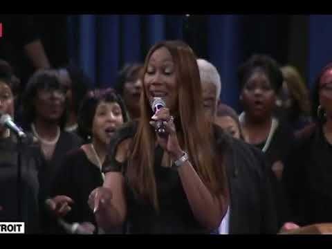 Mary Don T You Weep Yolanda Adams Paul Morton Youtube