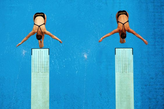 Waiting for Olympics- Synchro Diving