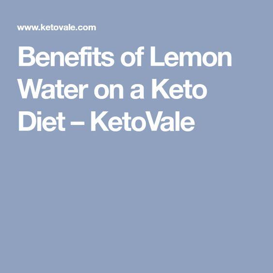 Lemon water benefits 95965