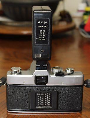 Minolta SRT-201 35mm SLR Film Camera with 50 mm lens Kit https://t.co/xZBeRA738j https://t.co/UJ3m1t1ktL