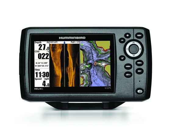 humminbird helix 5 si gps review - best fish finder | fishing, Fish Finder