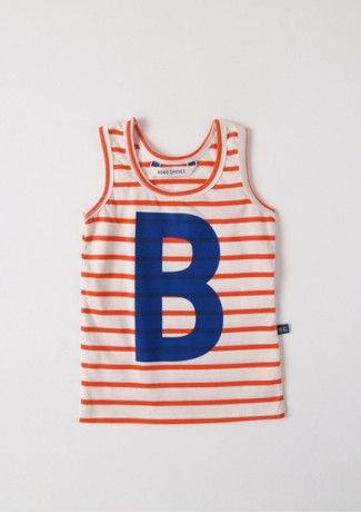 monogram + stripes me and A would both have all our boys in this