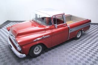 1958 Chevrolet Cameo Truck. Last year they were made