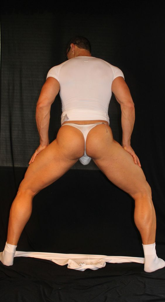 thong men — tightand-wet:   If you are proud of YOUR package,...