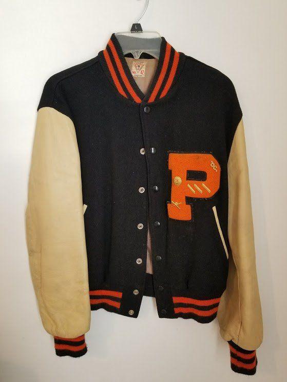 Pin On Lettermans Jacket