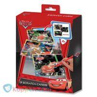 Disney Cars, kraskunst kleur, 3 delig - Koppen.com