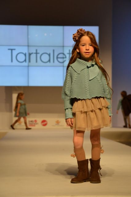 #desfile #Tartaleta #FIMIKIDSFASHIONWEEK #modaniña #fashionkids #fashionfromspain #trendychildren