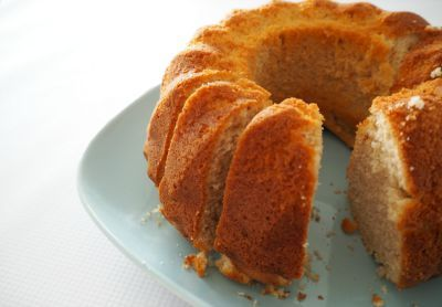 Knowing I only had limited time before the arguing would start, I decided to make this simple Cinnamon Cake recipe.