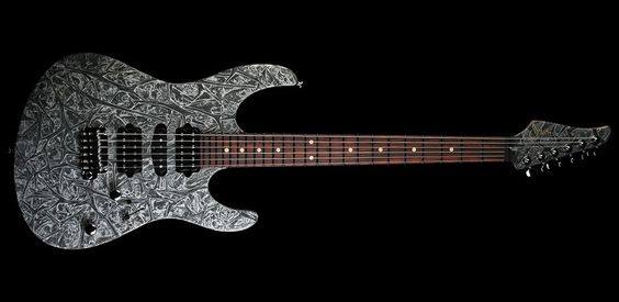Suhr Modern in Charcoal Web