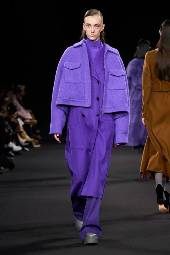 Rochas Herbst/Winter 2020-2021 Ready-to-Wear - Kollektion   Vogue Germany