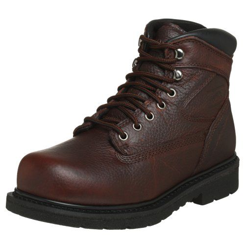 Red Wing Worx Boots Prices | Red Wing Shopping Shoes: WORX by Red Wing Shoes Men's 6525 Oblique Toe ...