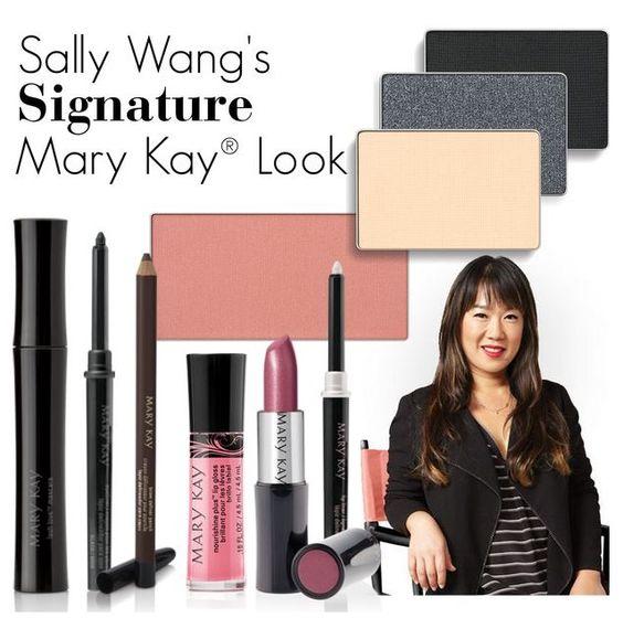 Makeup artist mary kay