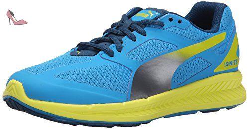Vigor, Chaussures de Running Compétition Homme, Bleu (True Blue-Blue Danube 01), 39 EUPuma
