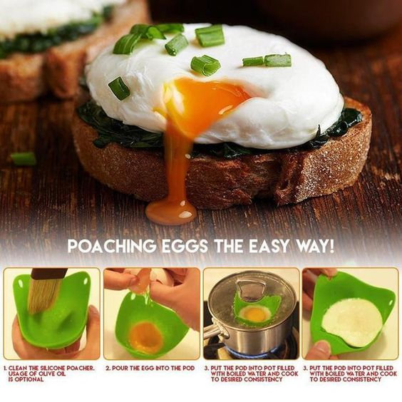 Egg  Poachy  Floaty