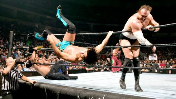 WWE.com: Royal Rumble 2005: photos