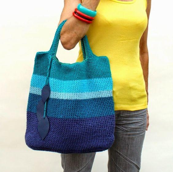 FIFIA CROCHETA blog de crochê : bolsa de crochê:
