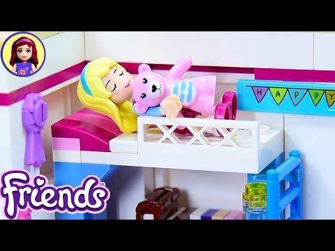 Lego Friends Little Stephanie S Toddler Bedroom Custom Girl S Room Renovation Diy Craft Youtube Diy Girls Bedroom Girls Room Diy Diy Renovation