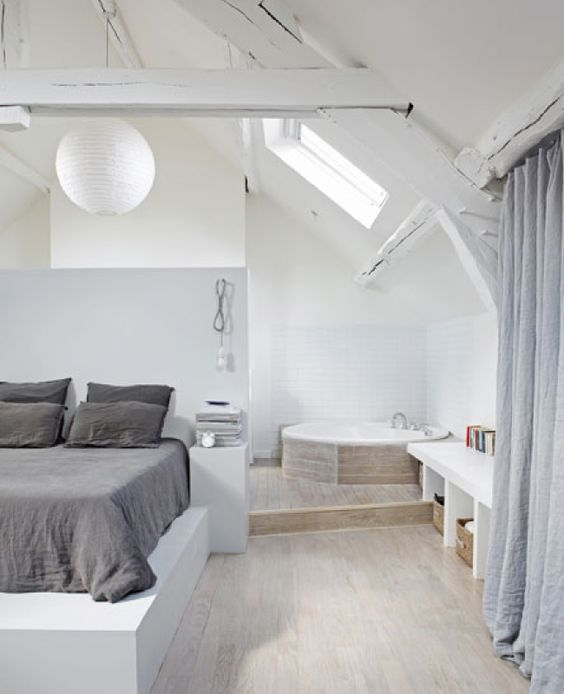 Inspiration extensions and chambres on pinterest for Extension chambre