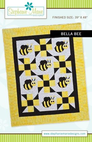 Bella Bee Quilt pattern-Bella Bee Quilt pattern