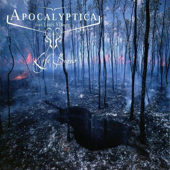 Apocalyptica - Life Burns - 2005