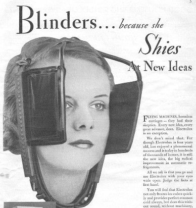 Image result for blinders