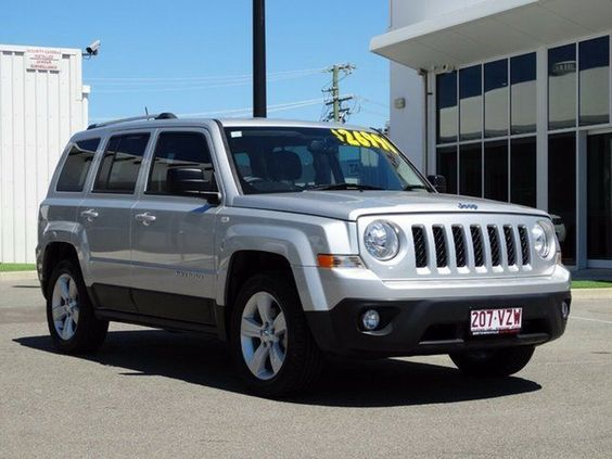2013 Jeep Patriot MK MY2013 Limited CVT Auto Stick Bright Silver 6 Speed Constant Variable Wagon | Cars, Vans & Utes | Gumtree Australia…