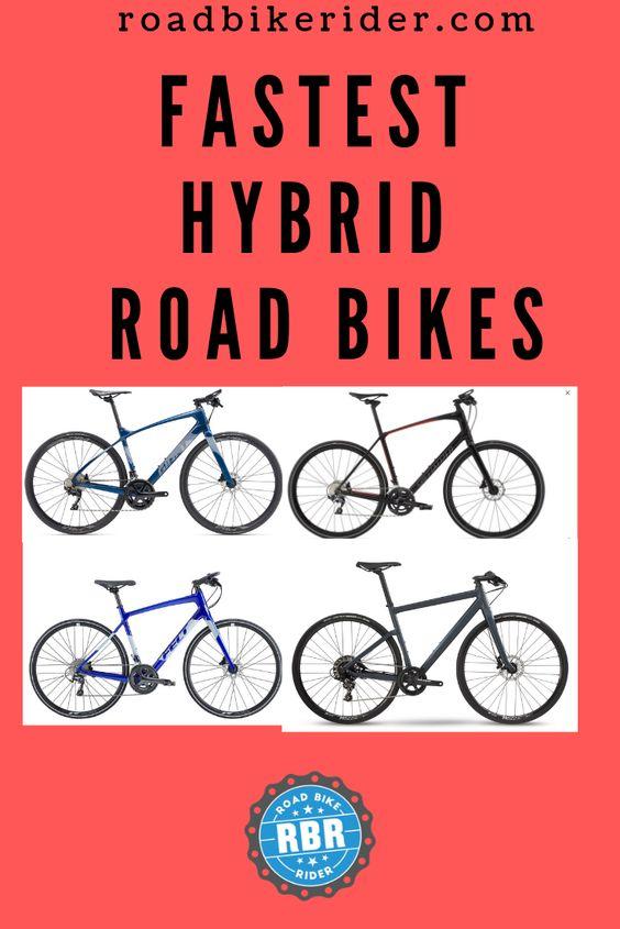 Best Light Fast Hybrid Road Bikes For 2020 Flat Bar Road Bike