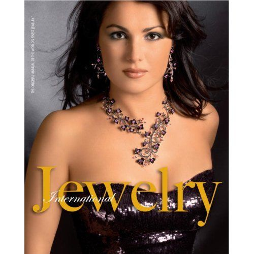 """Jewelry International: Volume I - The most fabulous names in the world of haute jewelry, such as Boucheron, Bulgari, Chanel, and Mauboussin, each have their own chapters, focusing on the history and significant pieces of each house. Special interviews focusing on the black diamonds of de Grisogono, the """"happy diamonds"""" of Chopard, and the extraordinary diamonds of Leviev accompany the editorial chapters.  ............. not for me !"""