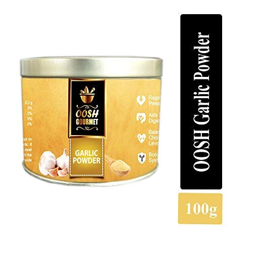 Oosh Gourmet S Garlic Powder Onion Powder 2 Piece 100 G Cooking And Baking Supplies Powdered Spices Seasonings And Masalas Grocery And Gourmet Foods S Gourmet Recipes Cooking Essentials Baking Supplies