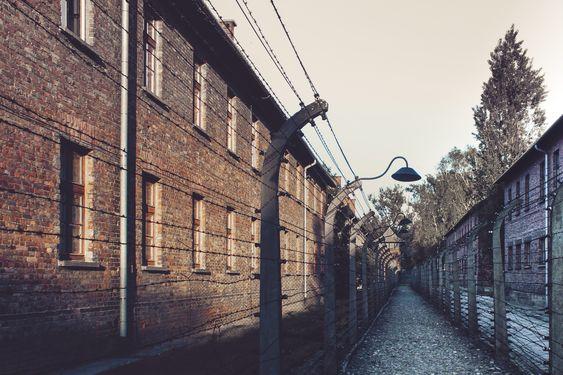 Auschwitz tour, Poland