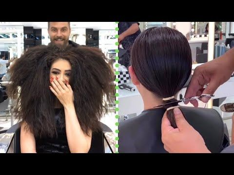 Short Haircuts Trends For Summer Best Women Hairstyles Color Transformations Top Bob Haircuts Youtube In 2020 Trending Haircuts Bobs Haircuts Womens Hairstyles