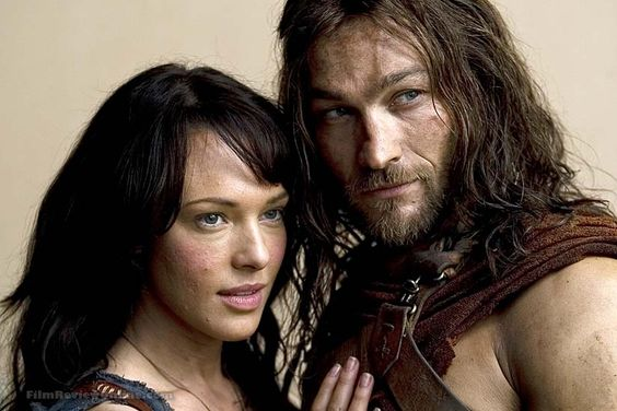 Erin Cummings, Andy Whitfield