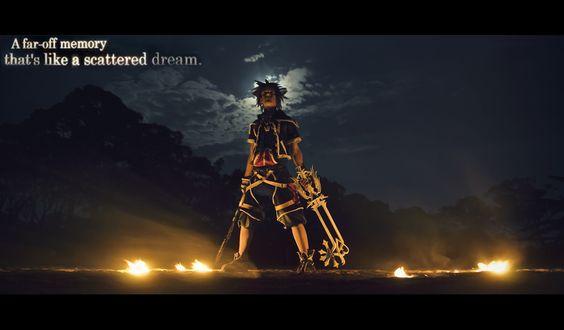 Scattered Dream by ~Organisation-Roxas on deviantART