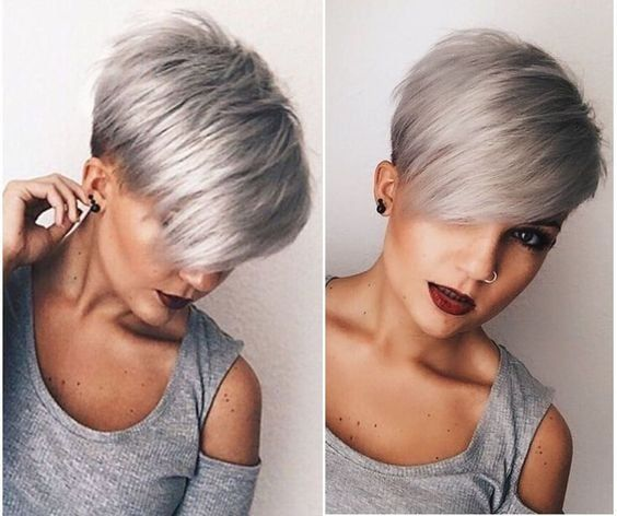 Beste Haarmodellierungstipps Fur Frauen 2020 Kurze Haare 2020 In 2020 Frisuren Dunnes Haar Kurzhaarschnitt Frisuren Kurzhaarfrisuren