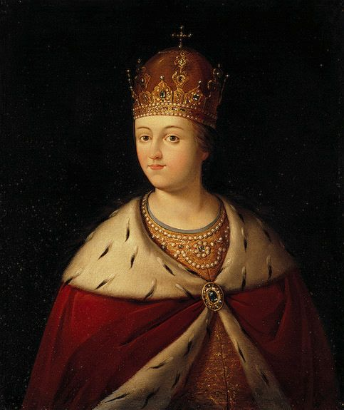 The Russian Regent Sophia 17