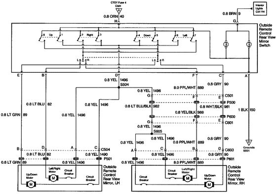 1997 Chevy Blazer Wiring Diagram Free, 97 S10 Wiring Diagram