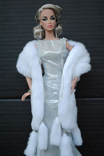 Female Fashion Doll