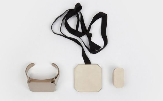 Maison Martin Margiela invites you to discover the Autumn-Winter 2013 'Première' collection accessories.